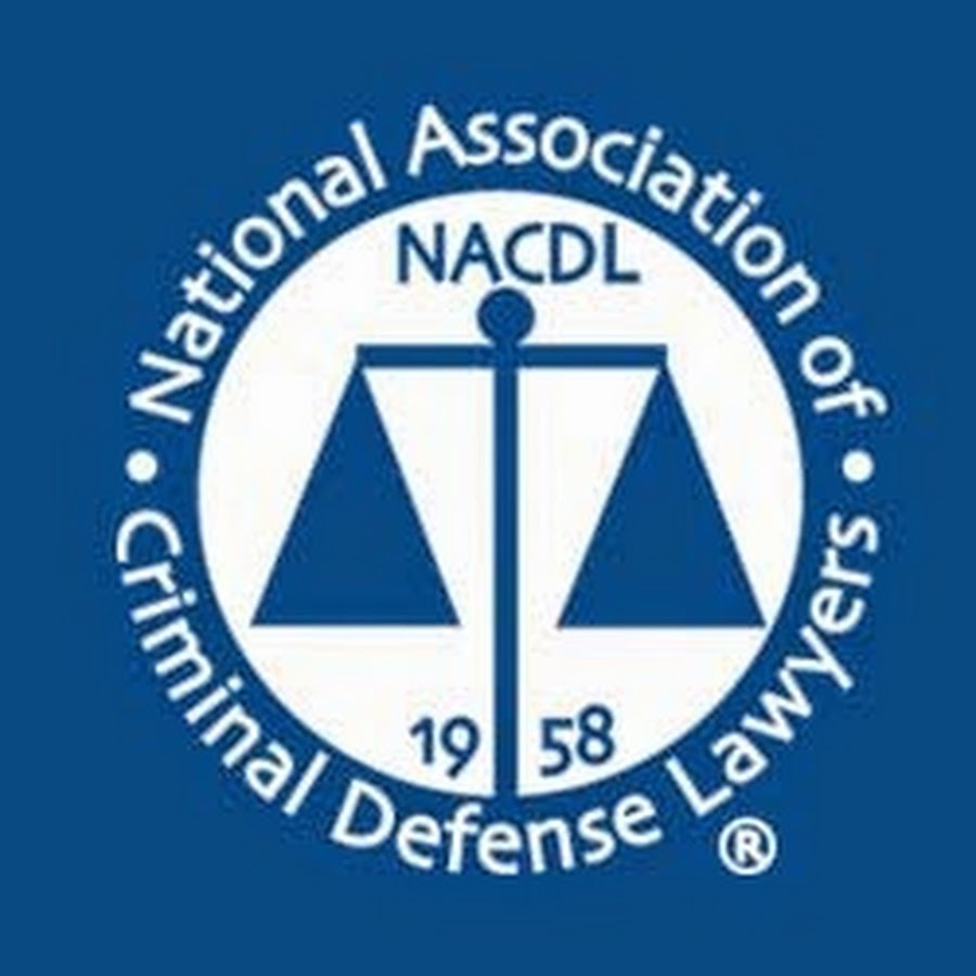 Member, National Association of Criminal Defense Lawyers
