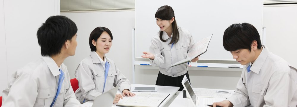 レベル・研修日数に応じた 豊富な社内研修カリキュラム