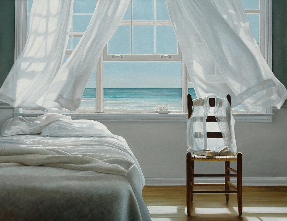 Unwind | 36 x 48 | Oil on canvas