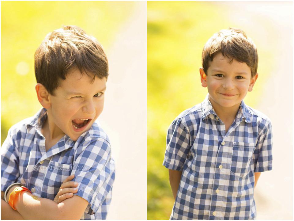 Montreal Children's Photographer