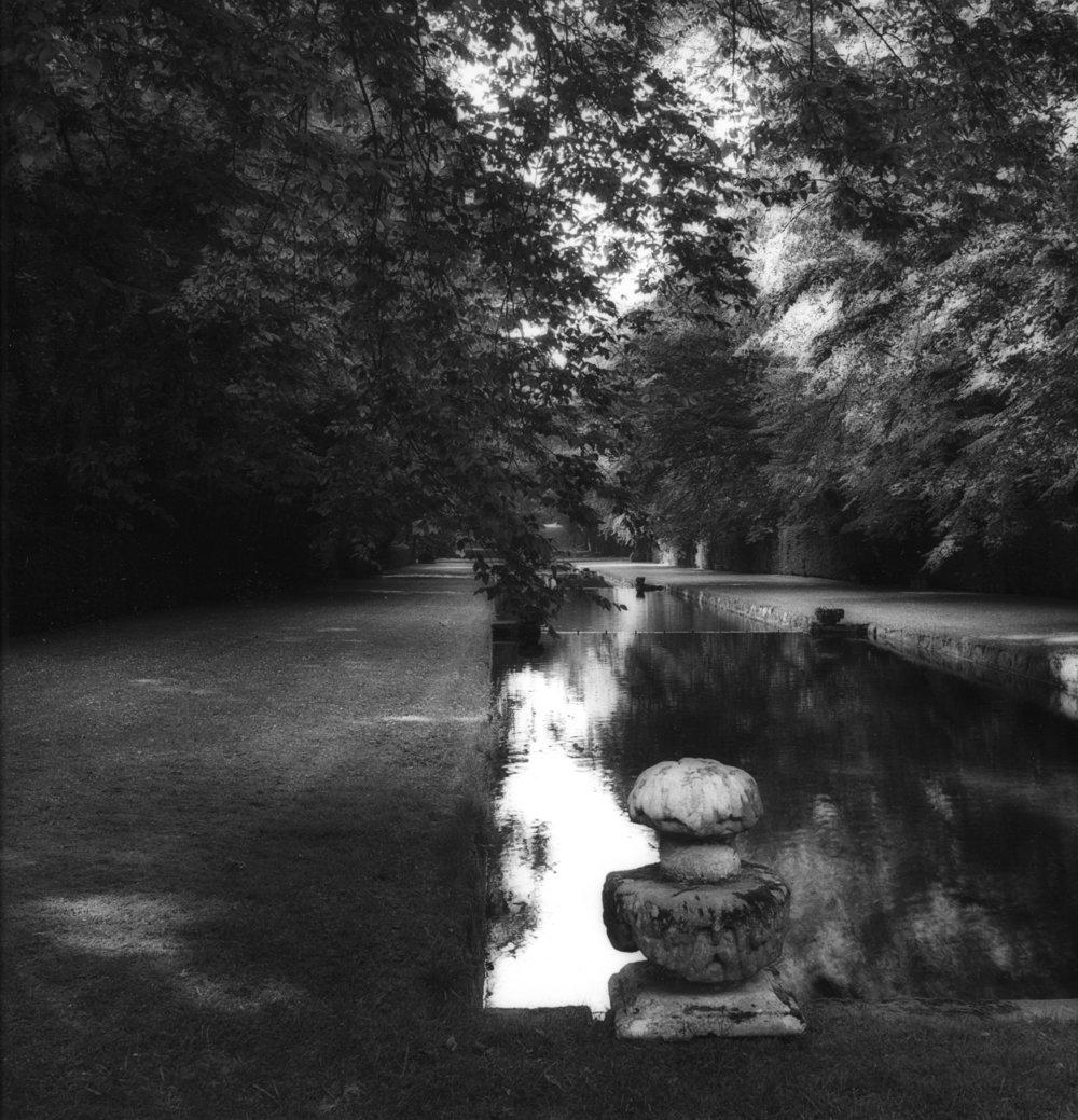 Courances, 1988