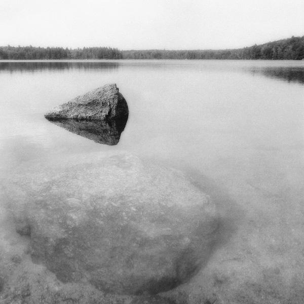 Willard Pond #2, 1990