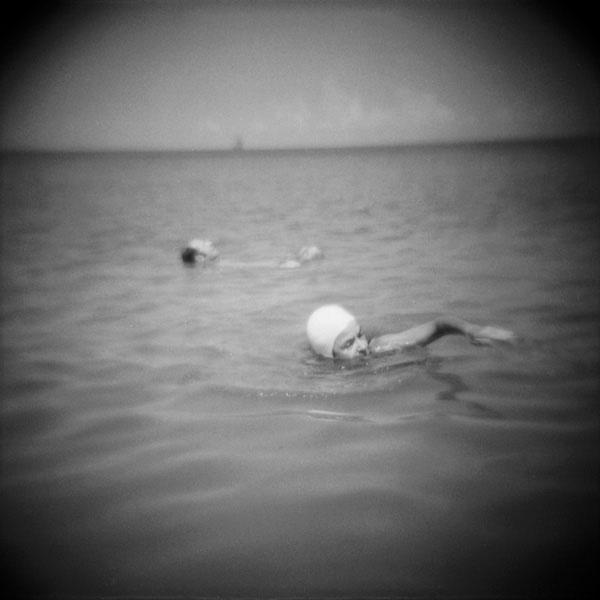 Swimmer #2, 1978