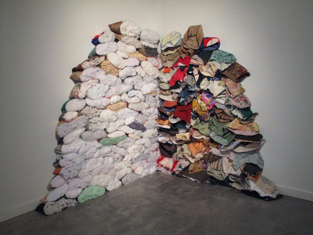 soft pile 2 2014, cut pillows