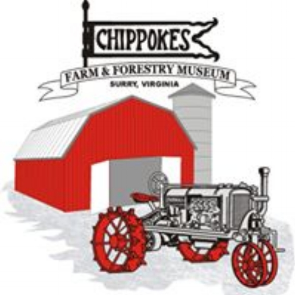 Chippokes Farm  - Situated on the James River, this beautiful park offers visitors a sprawling recreation site with a swimming pool, campgrounds, cabins, picnic areas, equestrian trails, beach and visitors' center.