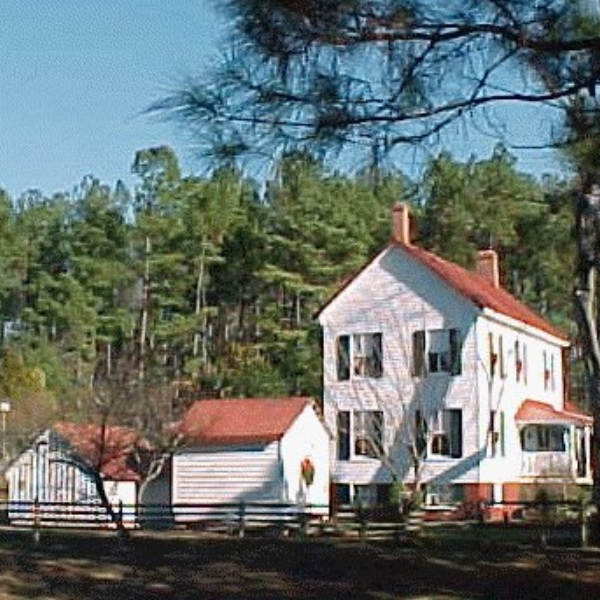 Piney Grove  - Piney Grove at Southall's Plantation is listed as a National Historic Place and offers guided tours, historic AgroBnB lodging and a place for very special events.
