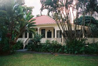 Haiku Plantation Inn  - It is here at Haiku Plantation Inn, Maui's original B&B, that we invite you to journey back to the yesteryear of 'old'Hawaii.  This gracious plantation home retains its original character.