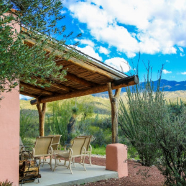 Tanque Verde Ranch  - One of the most distinctive resorts in Tucson, Tanque Verde Ranch offers a variety of lodging options that provide guests with spectacular scenic views of the desert and mountains.