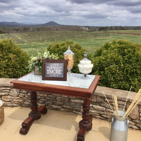 Chattooga Belle Farm  - The farm is always open for foot traffic, disc golf and simply enjoying the view, though if there is a wedding, accessibility to some parts of the farm may be limited.