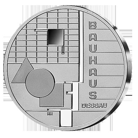 10€ . Bauhaus Dessau 2004