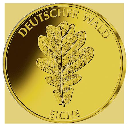 20€ . Deutscher Wald . 2010