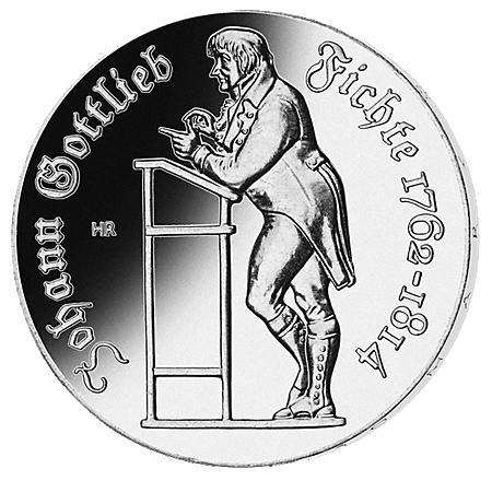10M . J.G. Fichte 1990
