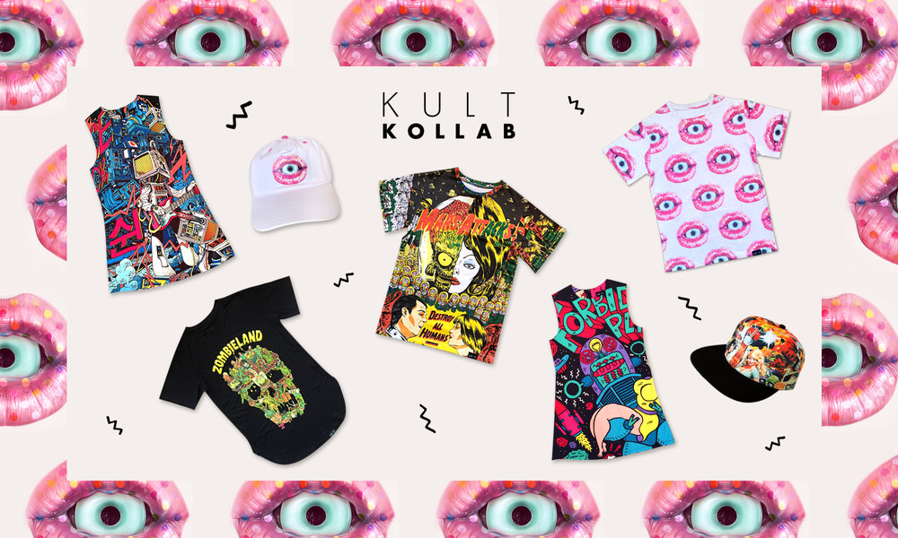 Kult Kollab Catalogue