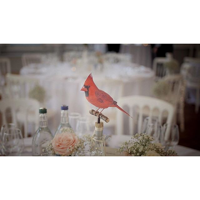Love birds! 🐦  Guests loved Fiona's creative origami skills at her wedding to Ben in May last year. Cute! 😀 . . . . . @winchestervenue  #origami #origamibird  #origamiwedding  #origamilove  #weddingdecor  #weddingdecorations  #weddingdecoration  #weddingdetails  #londonwedding  #londonweddingvenue  #londonweddingvideo  #londonweddingvideographer  #londonweddingvideography  #weddingvideolondon  #londonweddingfilm  #londonweddingfilmmaker  #winchesterhouse  #winchesterhouseevents  #winchesterhousewedding  #putneywedding  #videographer  #videography  #ukvideographer  #ukvideography #weddingvideography  #weddingfilm  #weddingfilmmaker  #weddingfilms