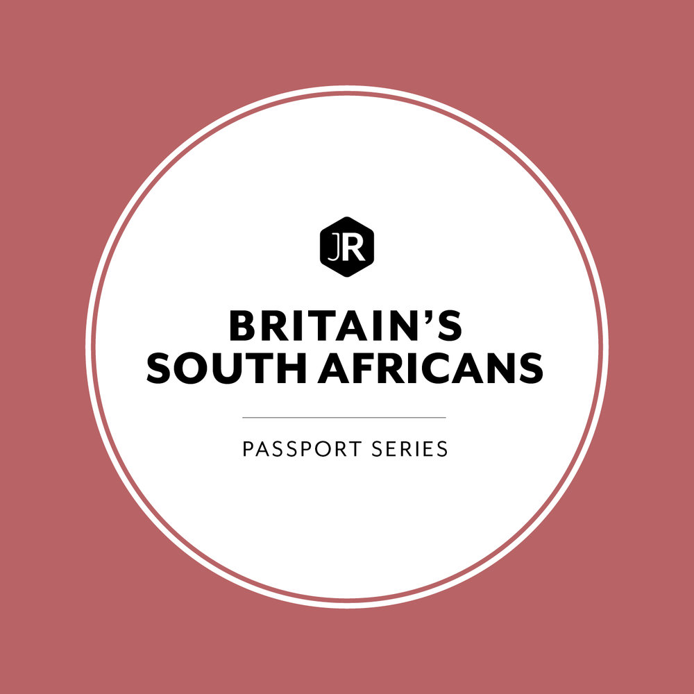 BRITAIN'S SOUTH AFRICANS