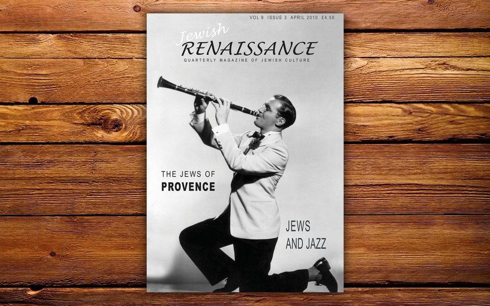 APRIL 2010 // THE JEWS OF PROVENCE