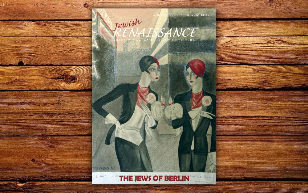 APRIL 2012 // THE JEWS OF BERLIN