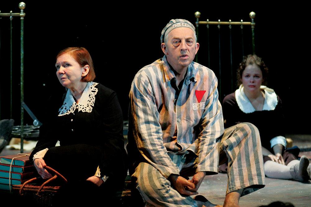 Theatre: Life and Fate. ©Maly Theatre