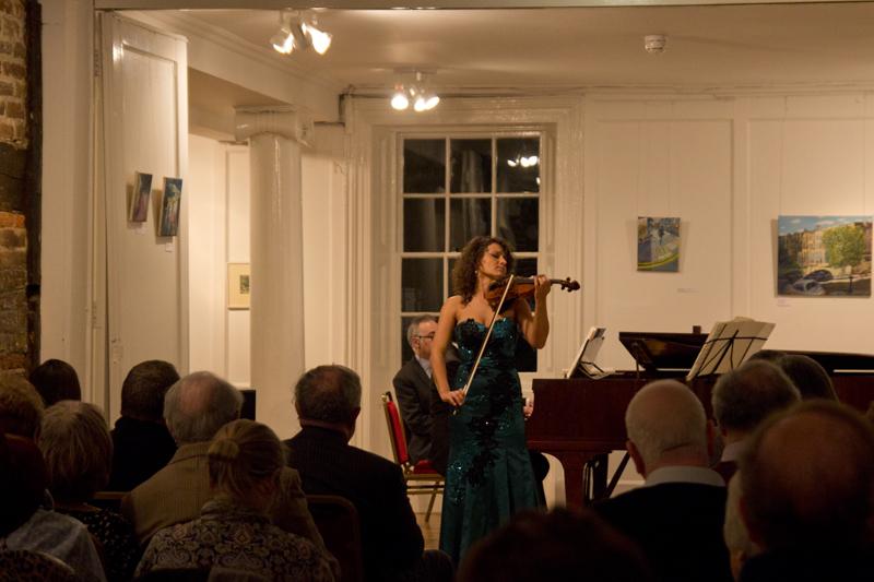 JR Salon, 10/03/14 © Charlotte Mayhew