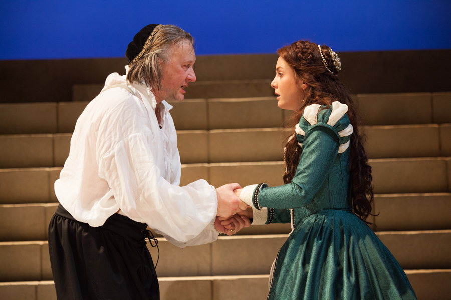 The Jew Of Malta, Swan, Stratford-On-Avon, Press 2015 © RSC