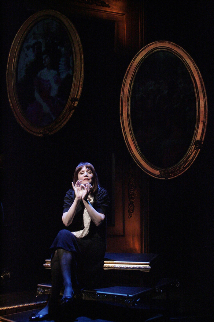 Mona Golabek in The Pianist of Willesden Lane 04. Photo Credit Hershey Felder Presents.