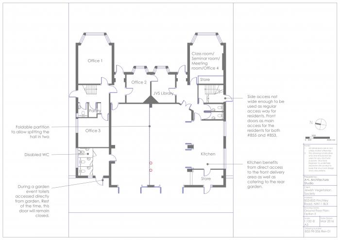 JVS architect plan