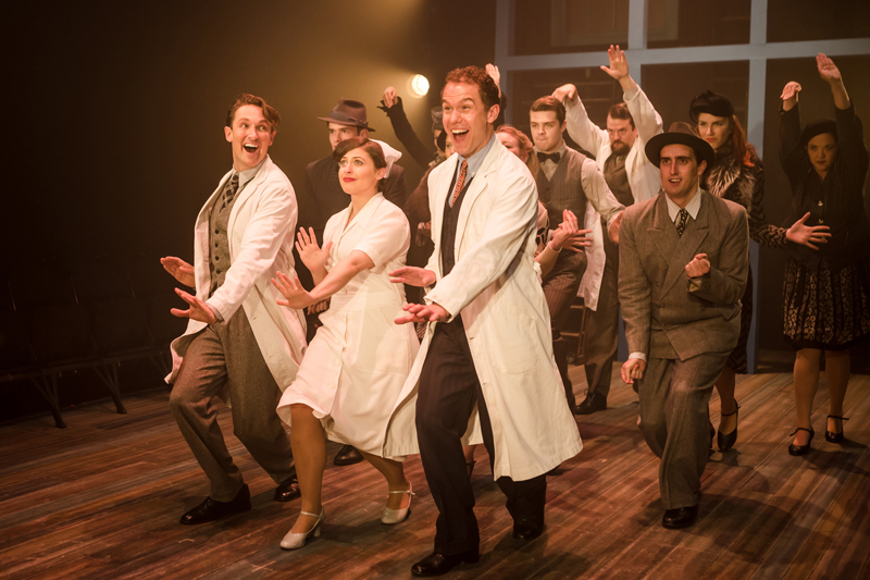 Review: Allegro – Rodgers and Hammerstein's story of a small-town
