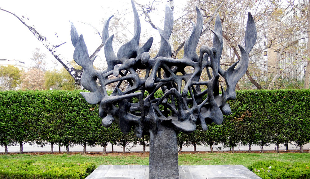 Thessaloniki monument