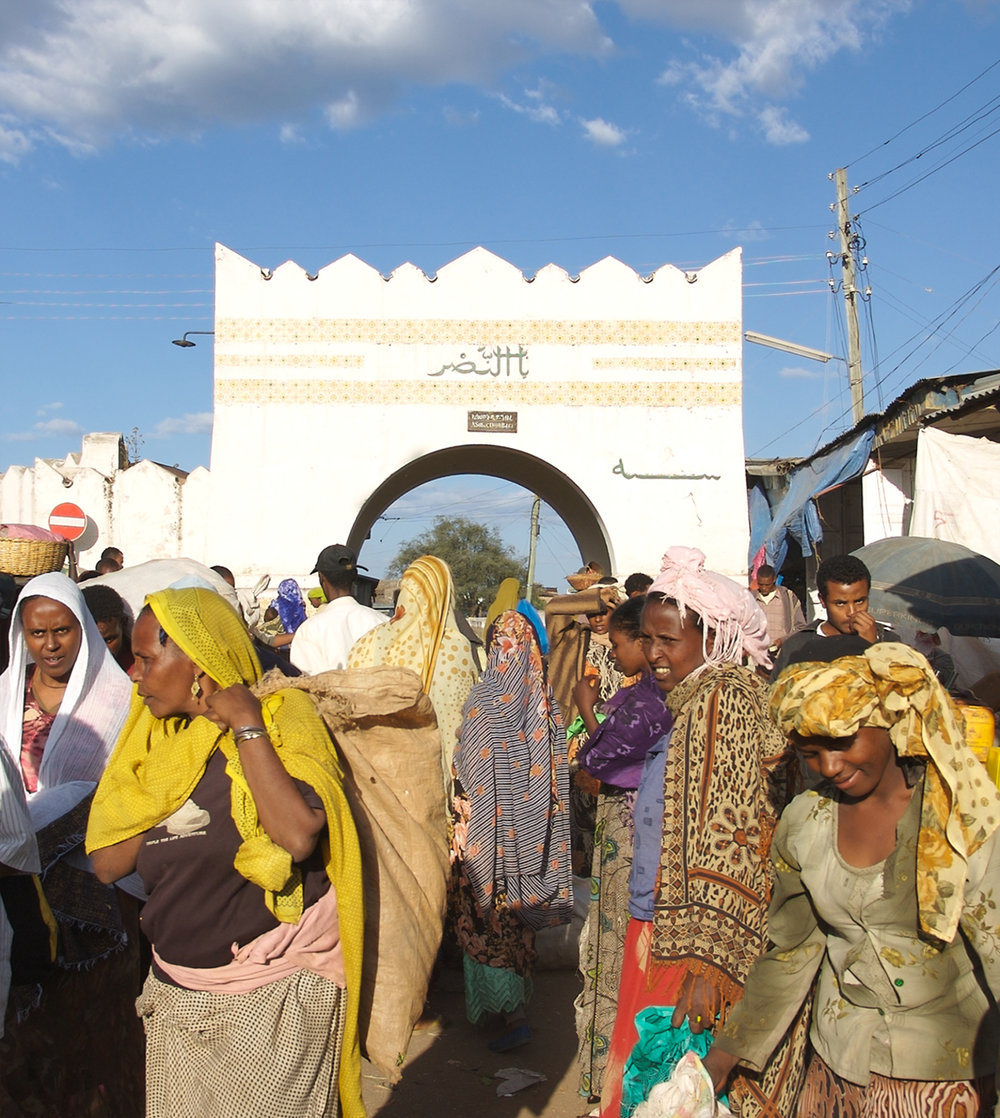 At the Gates of Harar