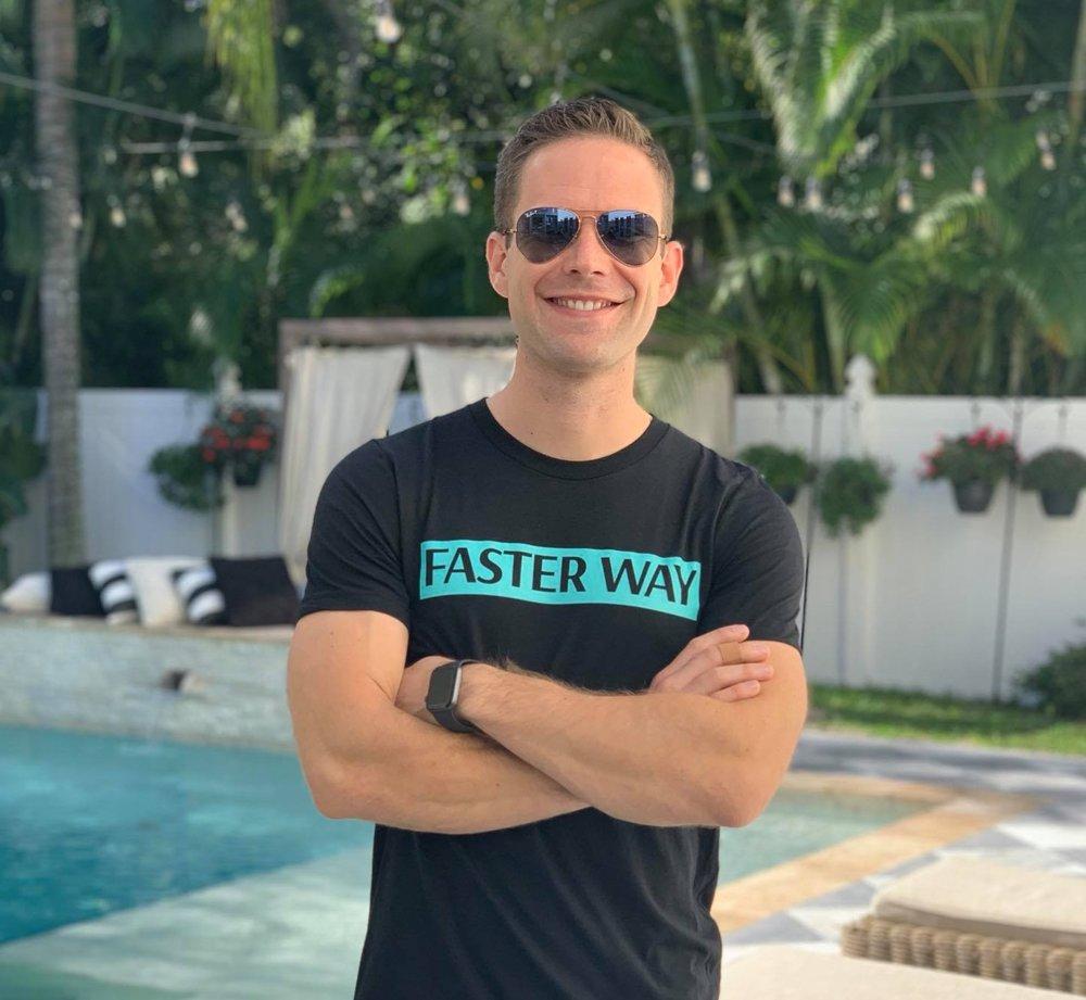 FASTer Way Men's Shirt -