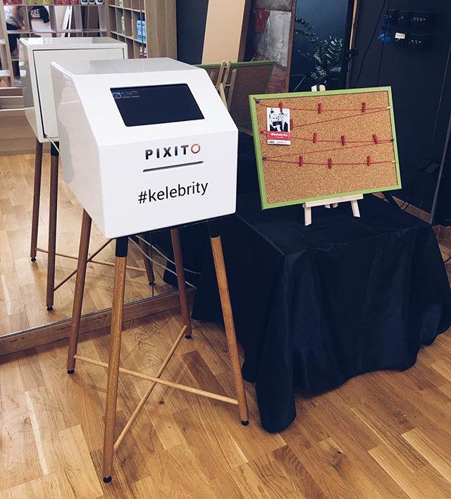 Přijďte podpořit charitativní Jůtůb #kelebrity bazar a vyzvedněte si fotku u PIXITO koutku🙋🏻💄❤️ #pixitocz#pixitostisknito#pixitomini#fotokoutek#instagram#bazar#zabava