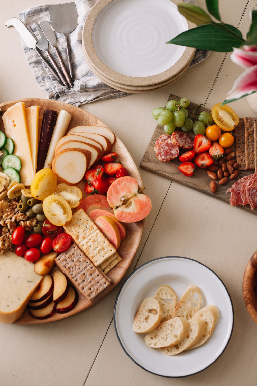 harvest meat + cheese board   marina gunn