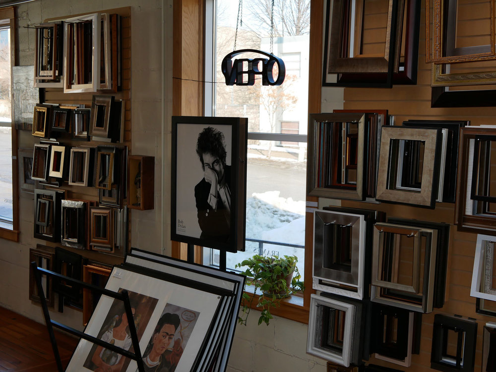 Picture Framing Sale — Hang It