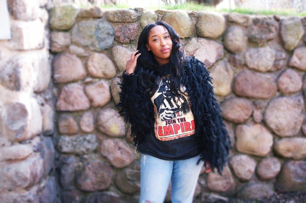 Autum Love- Band T-shirt Thrift -Store Haul