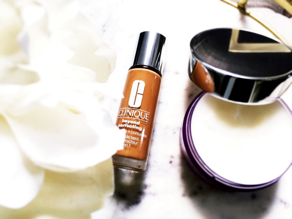 Beyond Perfecting Foundation + Concealar