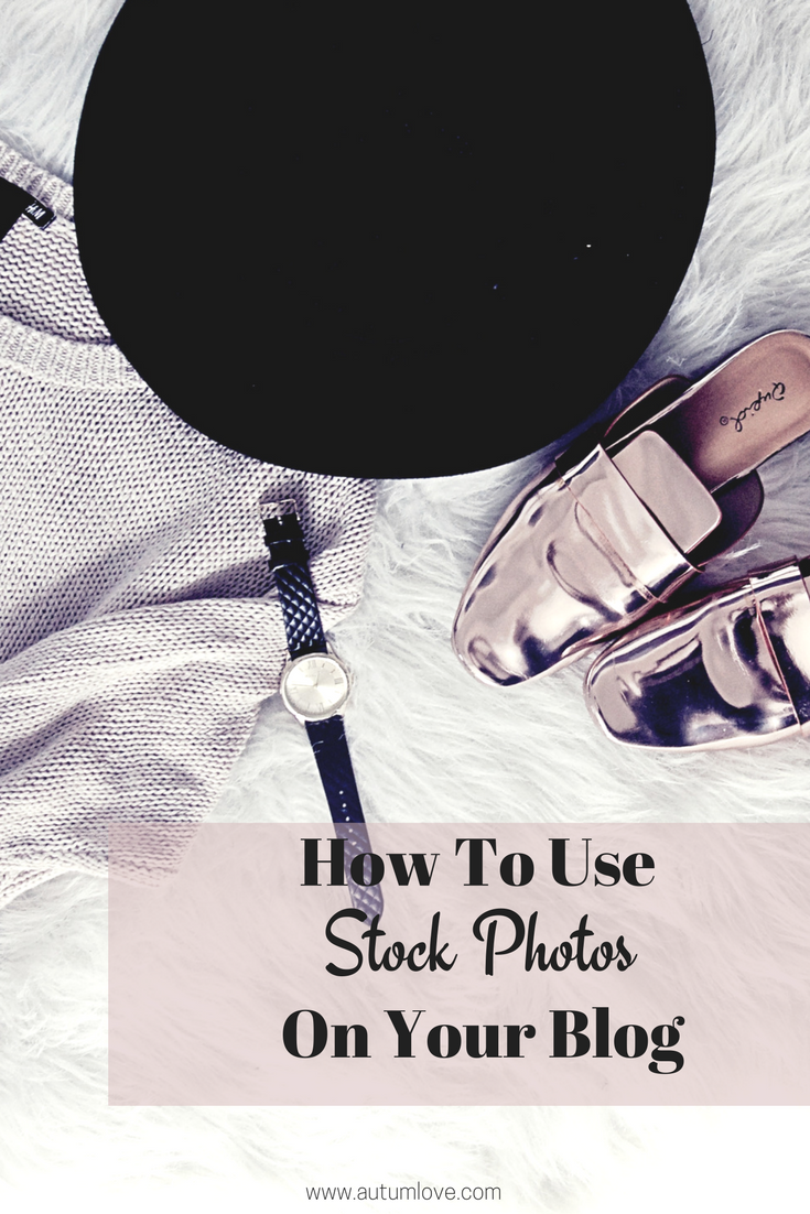 Creative Ways to use Stock Photos