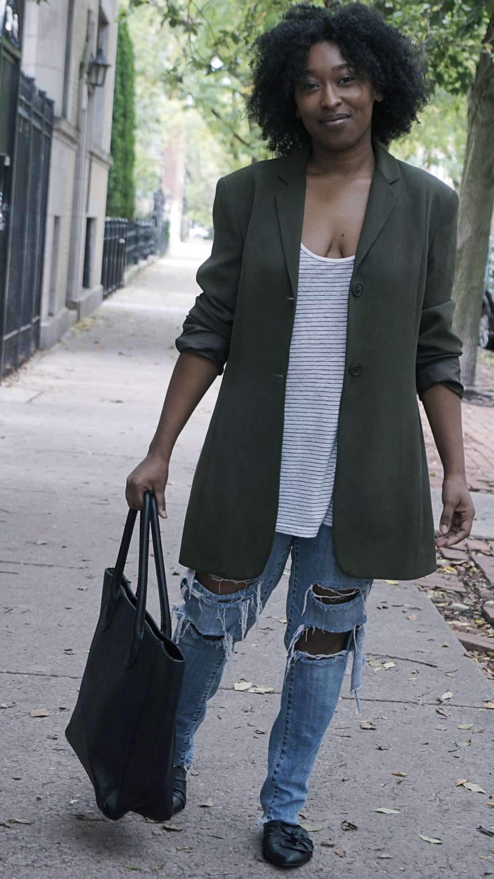 10 Ways to wear a blazer