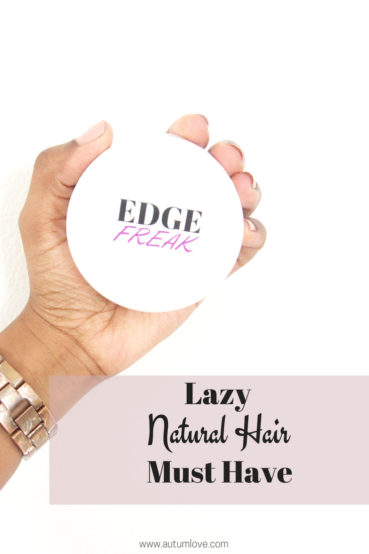 Lazy Natural Hair Must Have