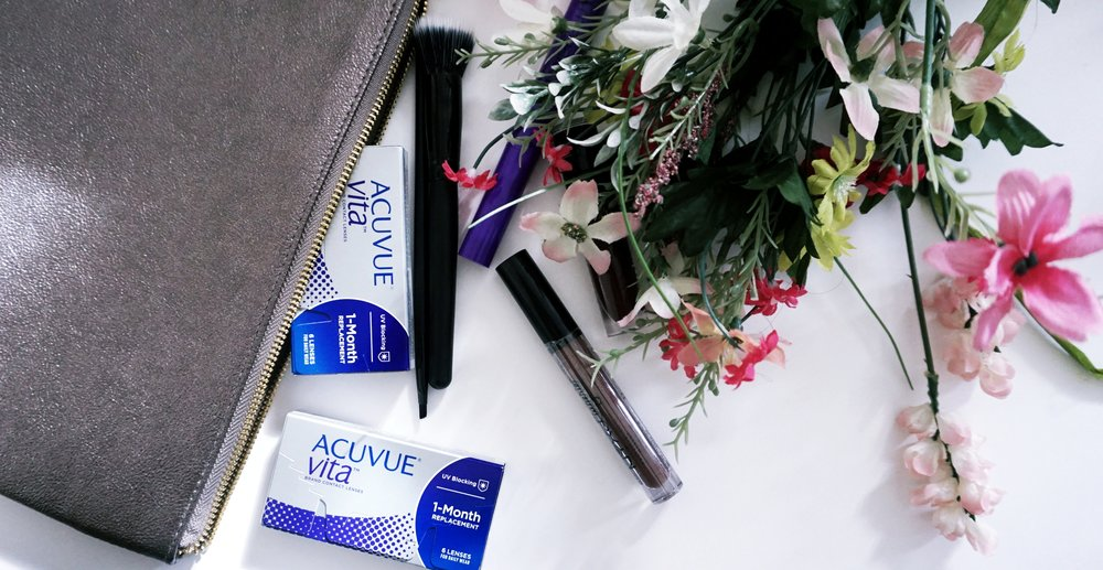Acuvue Makeup Ideas