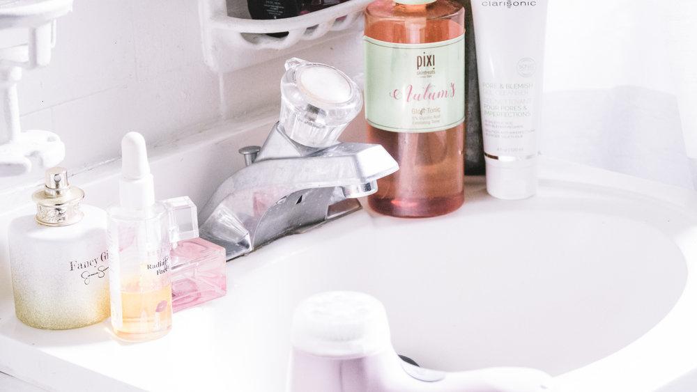 Mia 1 Clarisonic, skin care, skin care routine, summer skin care,