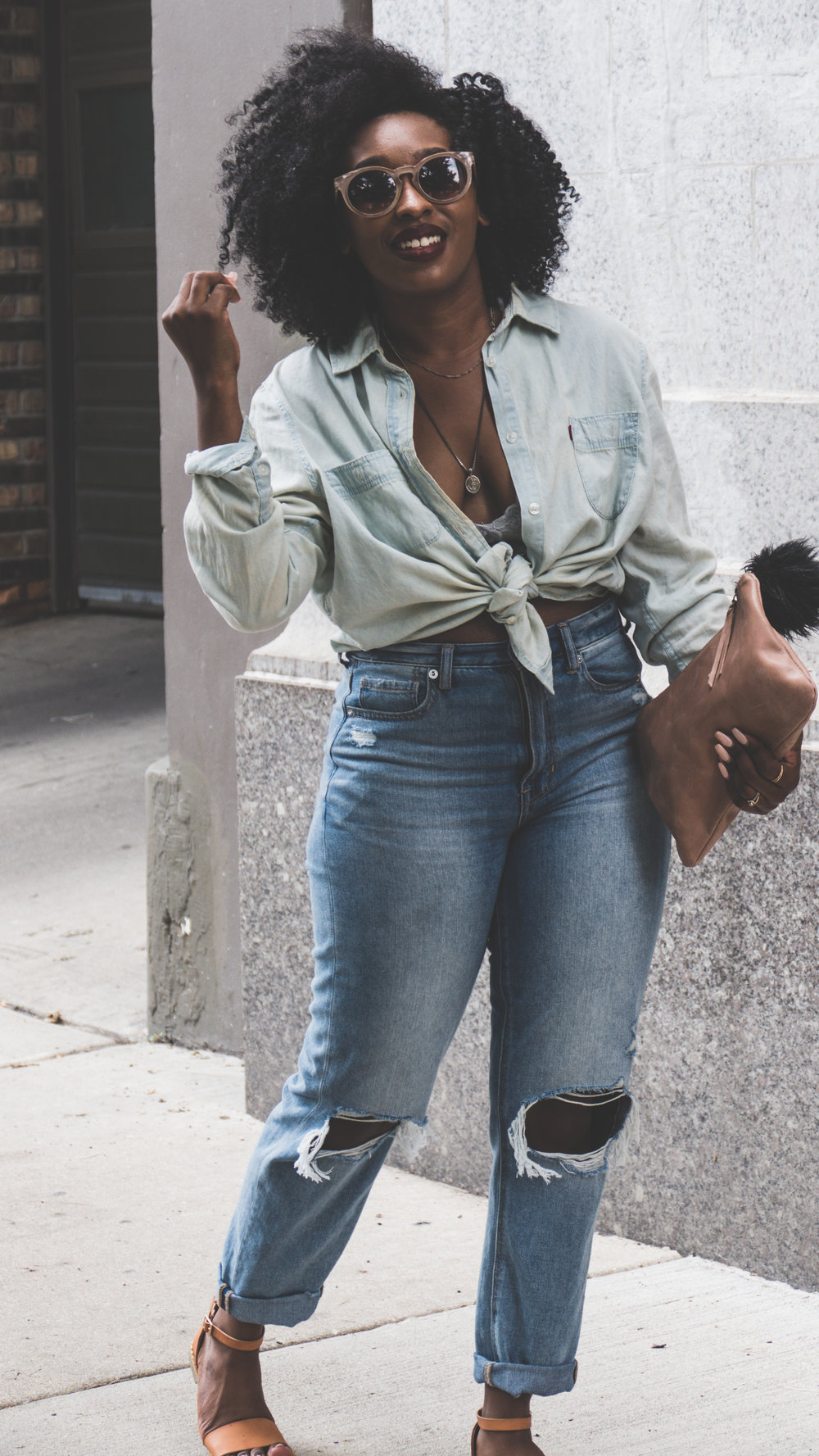 Lace bralette, american eagle jeans, mom jeans outfit, bralette outfit
