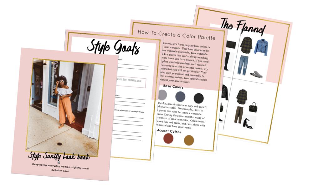 Capsule Wardrobe lookbook, yearly capsule wardrobe, capsule wardrobe, lookbook, outfit ideas