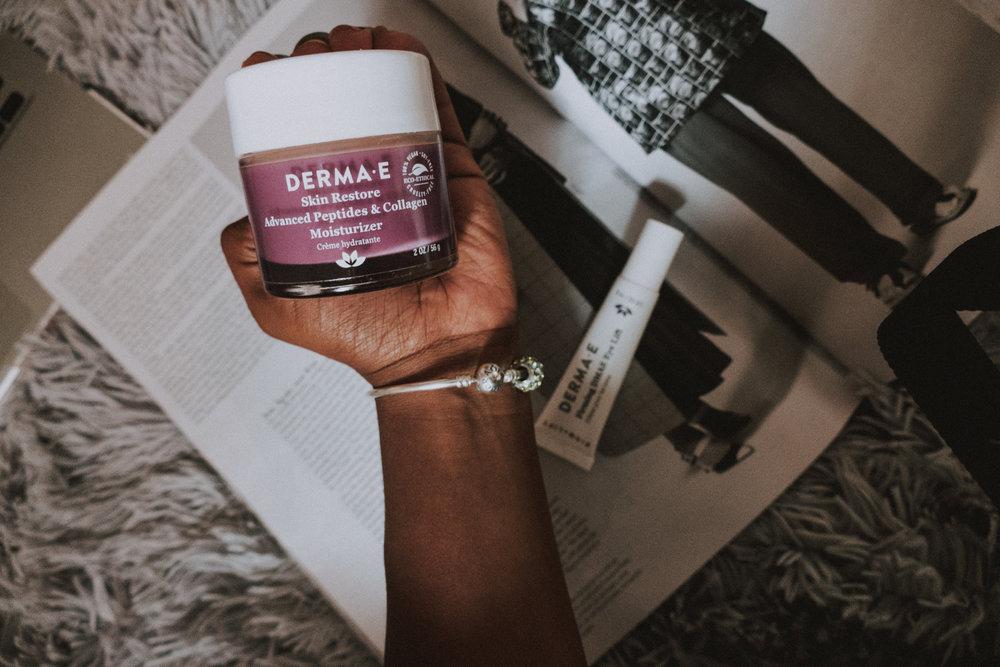 Derma E Skin Restore Advanced Peptides & Collagen Moisturizer