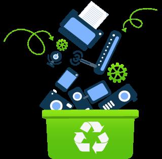 E-Waste Removal (ITAD)
