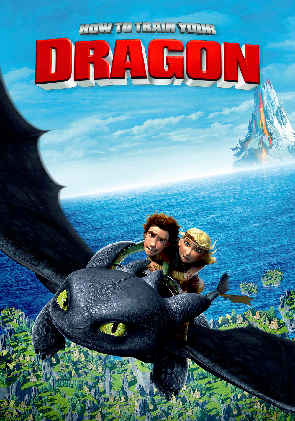 How to Train Your Dragon (filme) Wikip dia, a