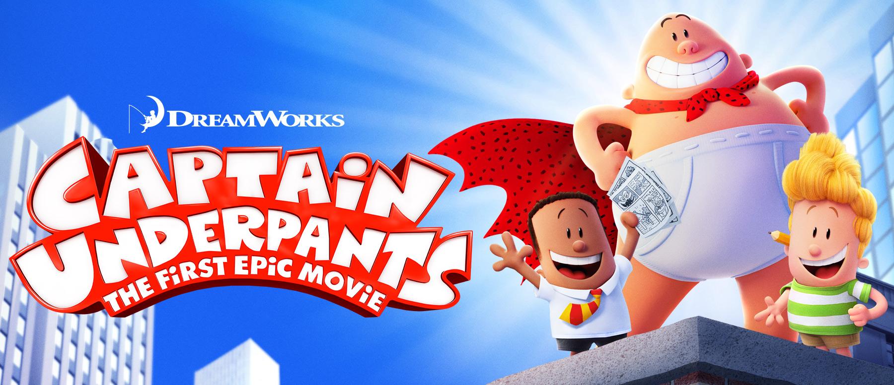 Free Kids Movie Captain Underpants The Newtown Theatre