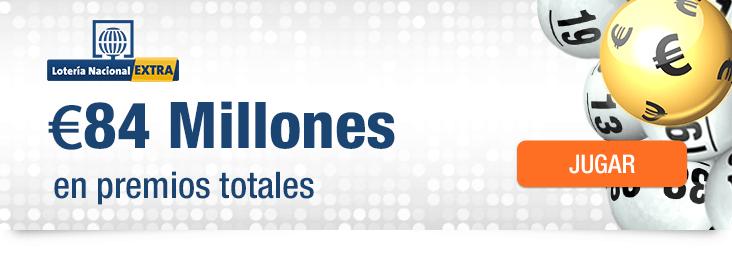 La Lotería Nacional Espana enero 2017