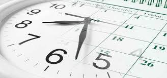 Días y horarios de los sorteos de lotería