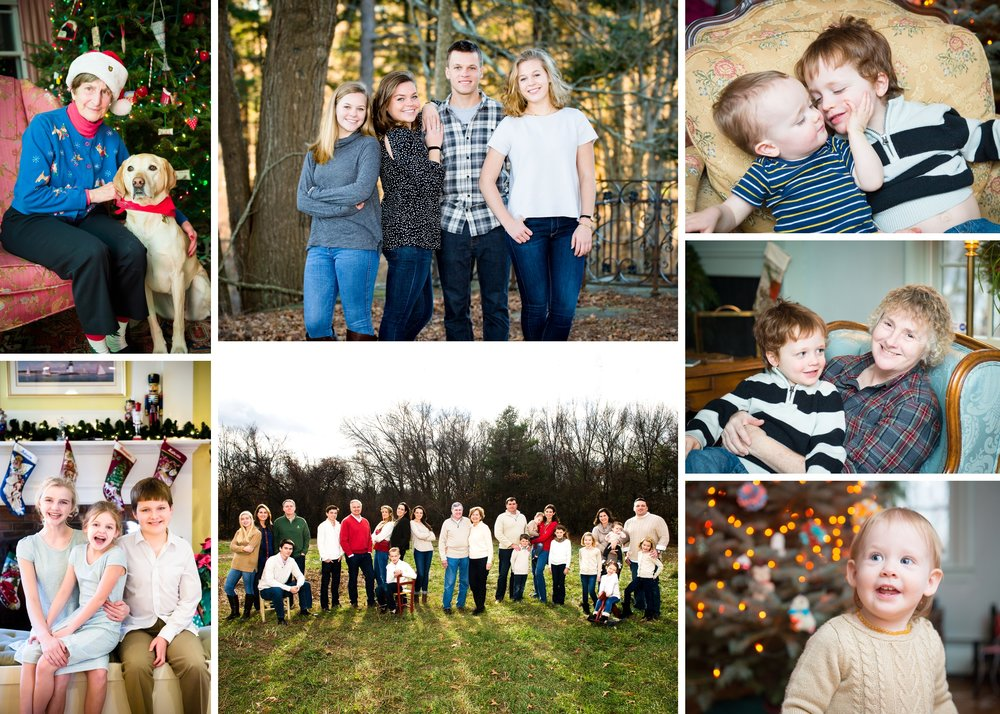 Maura Wayman Photography— Holiday time can be a great