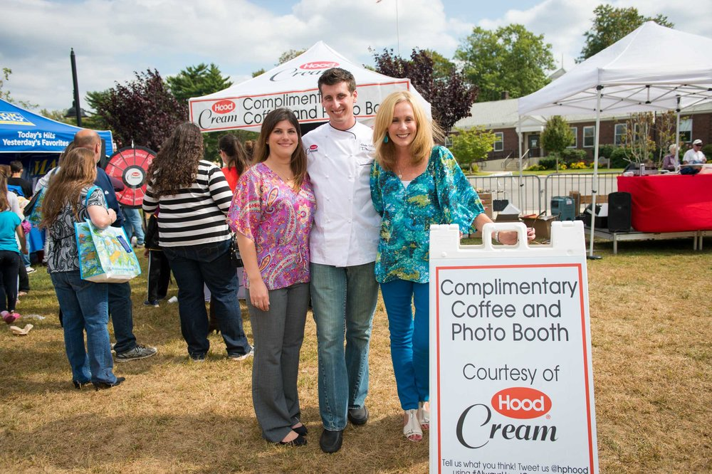Maura Wayman Photography, Photography, Corporate Photography, Massachusetts, Boston, Metro West, events, Corporate events, Photographer, Functions, Parties, Fundraisers, Food Trucks, Hood, Hood Food truck, Chris Coombs, Chef, food, cream, Candy O'Terry,
